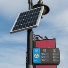 Как работают транспортные табло на солнечных батареях