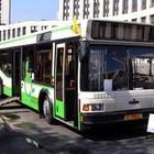 Московские автобусы переведут на природный газ