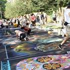 В Приморском парке Победы пройдёт фестиваль 3D-граффити