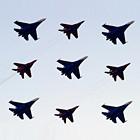 Фоторепортаж: Авиасалон МАКС-2011
