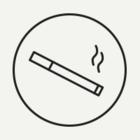 Скольких москвичей оштрафовали за курение в 2014 году