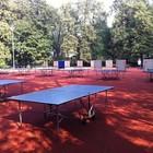 В Нескучном саду открылась площадка Ping Pong Club Moscow