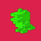 Красных человечков и кубических зверей покажут в «Этажах»