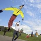 День города: Велогонки, воздушные змеи, аэростаты