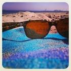 День на пляже в снимках Instagram