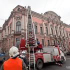 В Петербурге горел дворец Белосельских-Белозерских