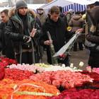 Закрыт знаменитый цветочный рынок у Киевского вокзала