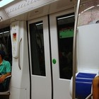 В метро появятся вагоны с кнопками для открытия дверей