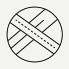 Путь в форме знака доллара по центру Москвы