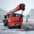 Фоторепортаж: Прорыв труб на «Приморской»