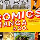 В Санкт-Петербурге пройдёт международный фестиваль комиксов