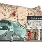Итоги недели: скалолазный центр, бесконтактные троллейбусы и новая сеть хостелов «Друзья»