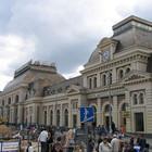На площади Павелецкого вокзала появятся сквер и большая парковка