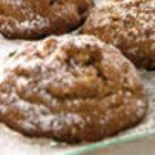 Яблочное «печенье» с изюмом