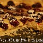 Crostata ai frutti di boscoПирог с лесными ягодами