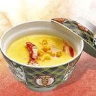 Сладкий кукурузный суп с курицей