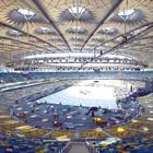 Выходит на арену: Как реконструировали стадион «Олимпийский»