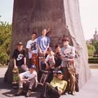 Old school скейтбординг в России