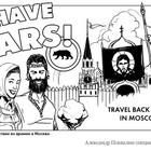 Постскриптум: Исторические ролевые игры для привлечения туристов в Москву