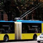 С улиц города начинают убирать троллейбусы