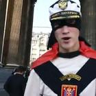 В Петербурге сняли ролик про городского супергероя