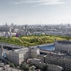 На месте снесённой гостиницы «Россия» предлагают разбить парк
