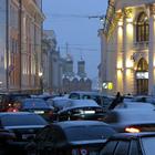 Центр Москвы переводят на одностороннее движение