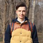 Внешний вид: Юра Макарычев, вокалист группы On-The-Go