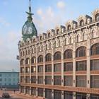 «Магазинъ у Краснаго моста» на Мойке откроется в декабре