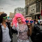 Универсальное поздравление: День города на московских улицах