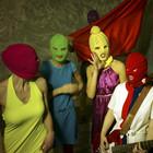 У Таганского суда прошёл «фестиваль» в поддержку Pussy Riot