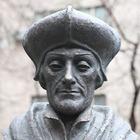 Фоторепортаж: Памятник Эразму Роттердамскому в Москве