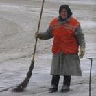 На Москву обрушится снегопад с метелью