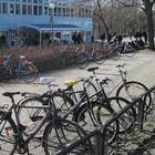Студенты Университета путей сообщения добились велопарковок у стен вуза