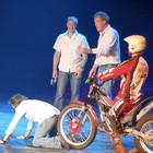 События недели: Top Gear в «Олимпийском», Hadouken!, «Фотобиеннале-2012» и Генри Мур в Кремле