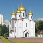 В московских парках построят 77 типовых храмов