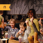 В кафе МОЛОКО Пекарня пройдет кулинарный мастер-класс для детей