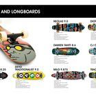 Globe Cruiser Boards. Коллекция лонгбордов