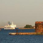 Круизная линия может соединить Кронштадт с Финляндией и Эстонией