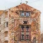 Рекламу на стенах домов заменят на плиточные портреты градоначальников