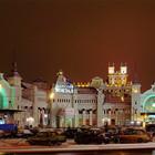 На площади Тверской заставы построят парковку