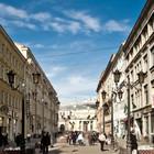 На Малой Садовой устроят выставку под открытым небом