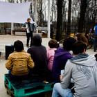 В Тропарёво-Никулине будут показывать кино под открытым небом