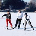 Лёд тронулся: Открытые катки в Петербурге