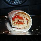 Лепёшка с Томатно-сырной начинкой
