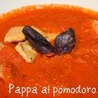Pappa al pomodoroТоматный суп