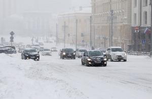 Месячная норма за два дня: Как Москва пережила рекордный снегопад