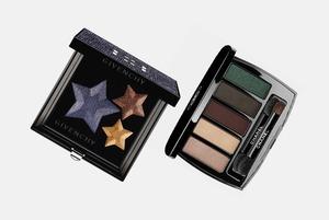 Золото, пурпур, хаки и синий: 5 новогодних коллекций макияжа