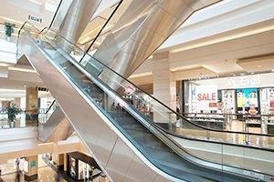 Торговые центры Москвы: «Афимолл»