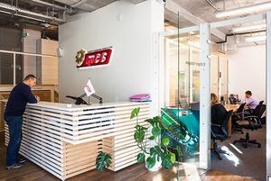 Как выглядит офис MES во Владивостоке